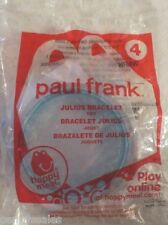 McDonald's Paul Frank Julius Bracelet Toy #4 2012