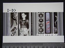 I-D  HETTY GRACE 18 ADVERT AVANT CARD #2206 POSTCARD