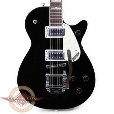 Gretsch G5435T New Electromatic Pro Jet FilterTron Guitar Black Top New Demo