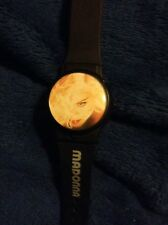 Vintage Madonna Official Boy Toy 1990 Blonde Ambition LCD Watch