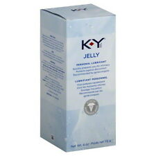 K-Y KY Jelly Personal Lubricant 4 oz Single Tube *Free Shipping*