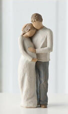 Willow Tree Home figurine #26252 family pregnant parents couple DEMDACO