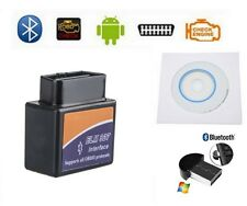 ELM 327 elm327 ODB2 Bluetooth - diagnostique voiture + CD + Dongle Bluetooth USB