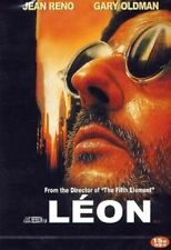 Léon / Leon / The Professional (1994) Luc Besson, Jean Reno DVD *NEW
