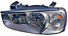 Electric HeadLight With Motor Front Lamp LEFT LH Fits Hyundai Elantra 2002-2003