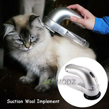 Shed Pal Pet Hair Remover Brush for Dog Cat Grooming Vacuum System Clean Fur