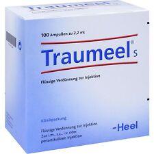 TRAUMEEL S Ampollas 100 st PZN 4312328