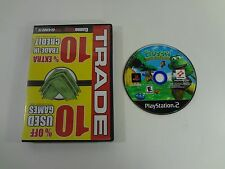 Frogger The Great Quest PlayStation 2 PS2 TESTED AND WORKING**DISC ONLY**LOOSE