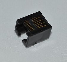 1  X (1 piece) RJ45 Socket 8p8c PCB mount (L4154)