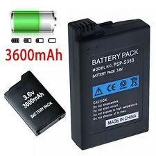 OZ Just for Sony PSP Battery SLIM 2000 3000 Replacement Rechargeable 3600mAh