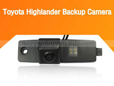 Back Up Camera for Toyota Highlander - Waterproof Car Rear View Reversing Camera