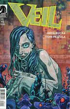 The Veil #1 (NM)`14 Rucka/ Fejzula
