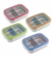 Innobaby Keepin' Fresh Double Insulated Stainless Steel Divided Bento Box