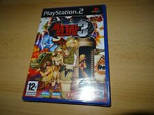PS2 Metal Slug 3  UK Pal, Brand New & Sony Factory Sealed