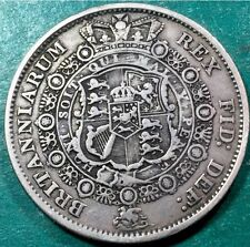 King George III 1816 Silver Half Crown VF/EF High Grade Lovely Coin