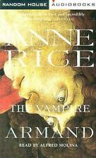 Audio Book Anne Rice  The Vampire Armand   4 Hours 4 Cassettes NEW