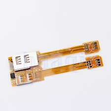 Dual Micro SIM Card Adapter SIM Converter for Samsung Galaxy S3 S4 S5 Note 2 3