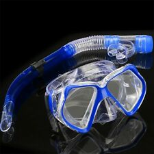 Snorkeling Full Face Mask Surface Diving Snorkel Scuba with GoPro Mount NC89
