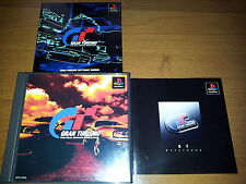 GRAN TURISMO SONY PLAYSTATION GAME E VIDEOGAMES PS JAP JAPANESE PSX PS1