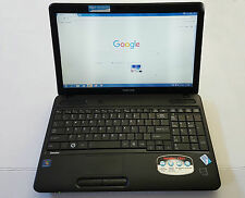 Toshiba Satellite C655-S5540 Laptop Computer, Windows 7, AMD 1.60GHz, 3 GB RAM