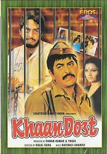 KHAAN DOST - NEUF ORIGINAL BOLLYWOOD DVD