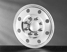 WHEEL SIMULATORS - HUBCAPS STAINLESS STEEL SET OF FOUR 16 INCH FITS FORDS