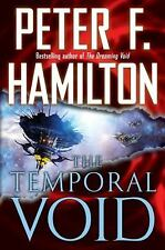 The Temporal Void (Void Trilogy), Peter F. Hamilton, Good Condition, Book