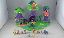Disney Polly Pocket, Winnie The Pooh, 100 Acre Wood, 100% Complete VGC