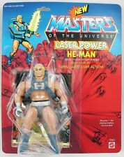 Masters of the Universe - Laser Power He-Man / Musclor Glaive Suprême movie