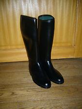 bottes  d'équitation caoutchouc AIGLE  P34 noires