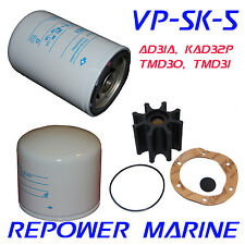 Service Kit for Volvo Penta AD31, AQ30, TAMD31,  KAD32P , replaces #: 877201,