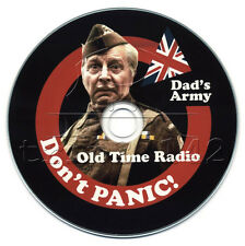 Dad's Army (OTR) Old Time Radio (MP3 CD) 77 Complete Comedy Shows (Audiobooks)