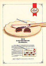 Lindt-Für Kenner-01-1966-Reklame-Werbung-genuine Advertising-nl-Versandhandel