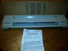 Marley Electric Baseboard Heater 500/375 Watts 240/208 Volt 30 Inches #2542-6B