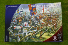 Perry Miniatures English Army 1415-1429 28mm Plastic set