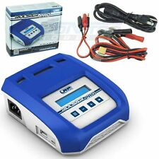 LRP 41421US Pulsar Pro 10.0A AC/DC Charger 1-6S LiPo / LiFe 1-15C NiMH / NiCd