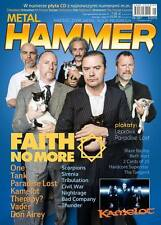 METAL HAMMER 5/2015 FAITH NO MORE,Paradise Lost,Europe,Scorpions,Kamelot,Therapy
