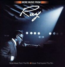 More Music from Ray by Ray Charles (CD, Feb-2005, 2 Discs, Atlantic (Label))