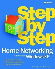 Acceptable, Home Networking with Microsoft® Windows® XP Step by Step (Step by St