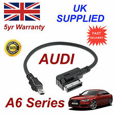 AUDI A6 Series AMI MMI 4F0051510H MP3 PHONE MINI USB Cable replacement