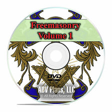 The Supreme Freemason Library, Knights Templar, Secret Society Volume 1 DVD F49