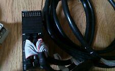 Omron cj1w md232 con cables de conexion.
