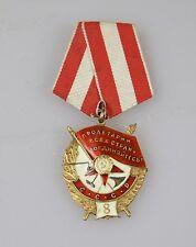 """II WK UdSSR Russland Orden Rotbannerorden Russia Order """"8"""""""