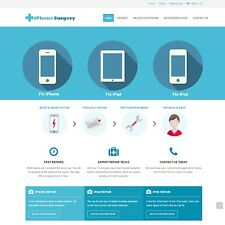 TheiPhoneSurgery.com Website Internet Business For Sale iPhone iPad iPod Repair