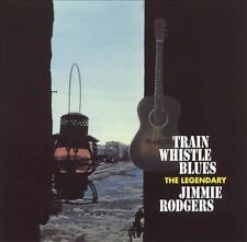 Rodgers, Jimmie Train Whistle Blues CD