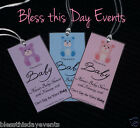 Baby Shower Game - Don't Say Baby - 20 Guests - Personalised & Choice of Colours