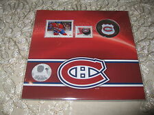 Canada NHL ® Coin and Stamp Gift Set - Montreal Canadiens ® (2014) - Limited Min
