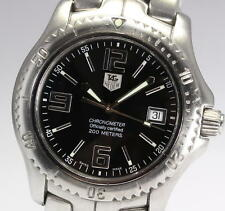 Auth TAG HEUER LINK 41mm WT5110 Automatic CHRONOMETER Men's wrist watch_279789