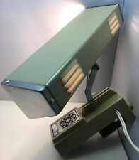Vintage Retro Atomic Mid Century Modern Space Age Spot Light Lamp Clip 1960s
