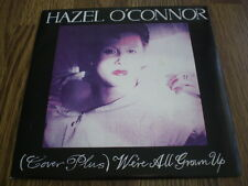 """HAZEL O'CONNOR - WE'RE ALL GROWN UP 7"""" A2 B1 1981 ALBION"""